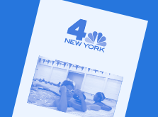 Free Swim Lessons for NYC Kids Offer Simple Luxury