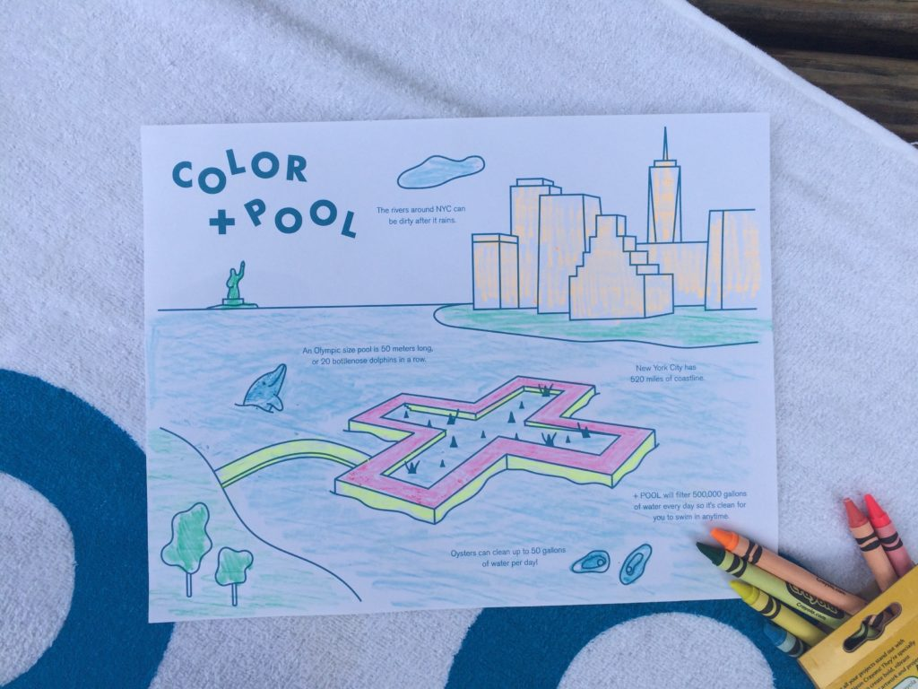 + POOL at City of Water Day