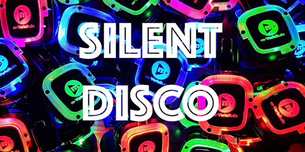 Silent Disco @ Pier 35