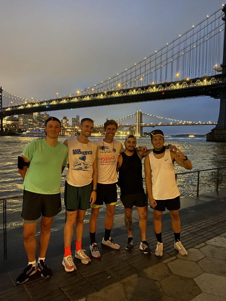 Central Park Group Run